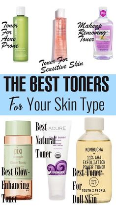 Best Toner For Oily Skin Canada Must Buy - What is facial toner? A facial toner basically completes your cleansing routine. It removes any ultimate traces Best Drugstore Toner, Drugstore Skincare, Best Skincare Products, Best Face Products, Skincare Routine, Skin Products, Beauty Routines, Beauty Products, Natural Products