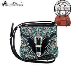 Dina Concealed Carry Purse Satchel and Billfold Set with Lock and Key a3f374b797308