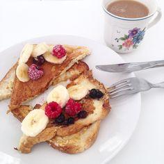 French toast kinda Morning ❤️
