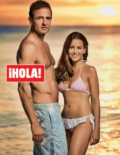 María Palacios y Alessandro Lequio, romántico viaje a las islas Fiyi