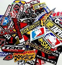 Rockstar Energy Drink Accessories Sticker Graphics Kit Sheet Set Motocross MotoX