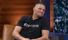 "Nate Diaz Thinks Conor McGregor's Trash Talk is ""Scripted"" (Video)"