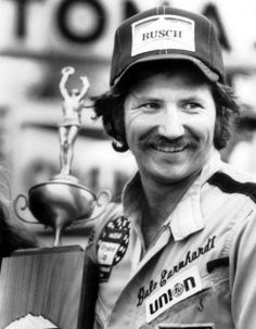 dale earnhardt won his first daytona race in the 1980