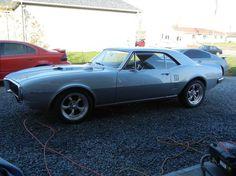 1967 Pontiac Firebird 400 - sexy car alert, and for sale.