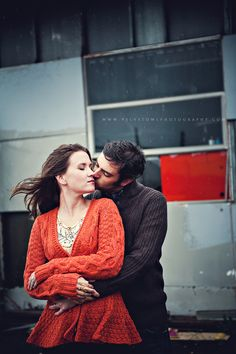 retro, vintage, rustic, urban, rain  Irresistible Desire :: {Washington Couples Photographer} » VeLvet OwL Photography Blog