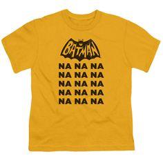 BATMAN CLASSIC TV/NA NA NA V2-S/S YOUTH 18/1-GOLD
