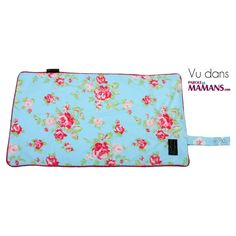 Changing mat MUM ON THE GO - Cambridge Blue Collection