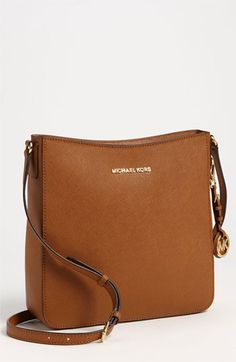 MICHAEL Michael Kors 'Jet Set - Large' Crossbody Bag available at #Nordstrom