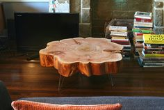 CUSTOM RESERVED for Steve nimbus cloud coffee table от birdloft