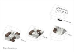Renovation House Lendenmann,Diagram