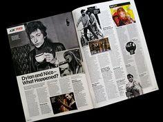 MOJO Music Magazine on Behance