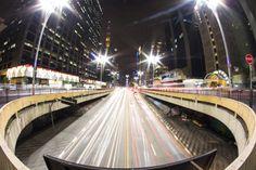 Avenida Paulista #Brazil | Photo By - Bruno Massao