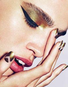 Mark Cant shoots MAC Pro Cosmetics