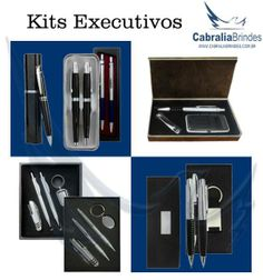 Cabralia Brindes Kits Executivos