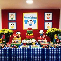  Festa  E hoje teve Turma da Mônica Toy para o Vinicius! @festanca #turmadamonica #turmadamonicatoy Henri 3, Baby Birthday, Party Themes, Party Ideas, Alice, Cartoon, Toys, Holiday Decor, Creative