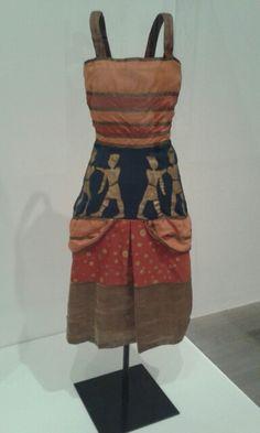 Sonia Delauney - Cleopatra ballet costume