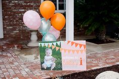 The Big One: a first birthday party