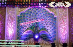 Indian Handicrafts Exporters and Indian Wedding Accessory and other accessories Wedding Stage Backdrop, Backdrop Frame, Wedding Stage Decorations, Flower Decorations, Backdrops, Housewarming Decorations, Ganapati Decoration, Wedding Furniture, Peacock Theme
