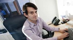 Martin Shkreli, chief executive officer of Turing Pharmaceuticals AG, has drawn national criticism for increasing the price of a drug used to battle parasitic infections. (Bloomberg photo by Paul Taggart)