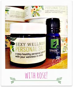 Say NO to unregulated chemicals in personal lubricants.  Make your own personal salve with your wellness in mind!  Add pure rose for even more holistic properties that you and your partner can both enjoy, the fragrance and texture are sensuous beyond words!