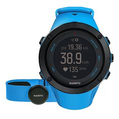 The GPS watch for multisport athletes and explorers with heart rate monitoring