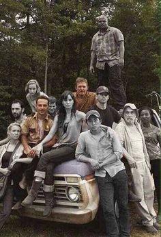 SEASON 1   The Atlanta Two   The Walking Dead (AMC)