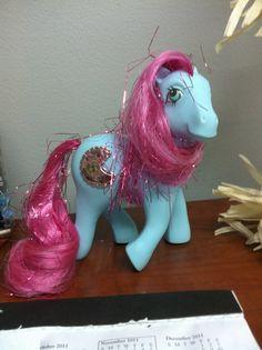 Vintage My Little Pony Prince Royal Blue
