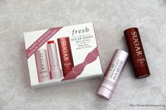 Fresh sugar lip duo sephora Fresh Sugar Lip, Sugar Lips, Rose, Feel Better, Kisses, Sephora, Birthday Gifts, Lipstick, Makeup