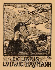 Friedrich Adler, Art-exlibris.net