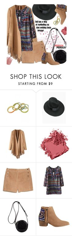 """Boho mood"" by ansev ❤ liked on Polyvore featuring Bobbi Brown Cosmetics, MANGO, 3.1 Phillip Lim, HOWSTY, NARS Cosmetics, persunmall and persun"
