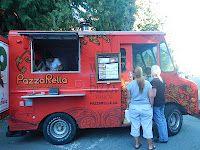 PazzaRella Auto Pizzeria Napoletana: Royal City Farmer's Market - New Westminster, BC