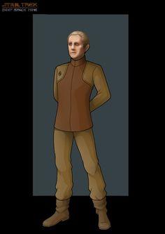 Constable Odo - Star Trek:  Deep Space Nine by NightWing1975 @deviantART
