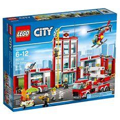 LEGO® City Fire Station 60110