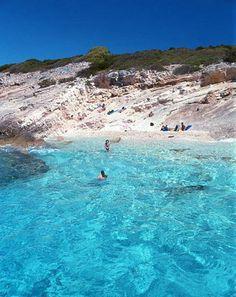 vela luka coves- clystar clear sea