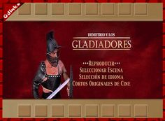 Demetrius y los gladiadores (1954) » Descarga Cine Clasico
