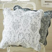 French Grey Cushion Cover 50cm New New New