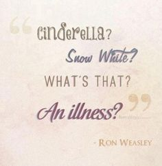 Oh God Ron WHY!
