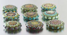 New pendants from the garden :)