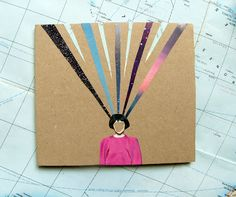 Mixed-CDs make awesome little gifts, and here's a way to make one even more special!