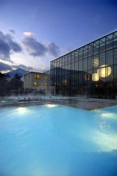 ....and this. Missing it too much perhaps.    Therme Meran