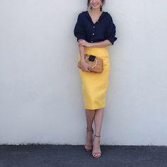 Elena Take: Что носят японки, лето 2017 (юбки)