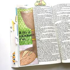 Bible Journaling Bible Verse Art Bible Verse Print great for faith journals Art Journal, Holy Communion, 1 Corinthians 11 Great Bible Verses, Bible Verse Art, Scriptures, Corinthians Bible, Gospel Bible, Illustrated Faith, Sticker Paper, Coloring Pages, Bible Journal