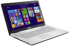 "Asus N751JX-T7015H PC Portable 17"" (43,18 cm) Non tactile Argent (Intel Core i7, 8 Go de RAM, 1.95 To, Nvidia GeForce GTX950M, Windows 8.1) Asus http://www.amazon.fr/dp/B00WHV7S7I/ref=cm_sw_r_pi_dp_8l7Kvb0HNZPBY"