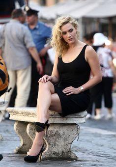 Kate Winslet Photos - Kate Winslet, Aishwarya Rai Bachchan and Lin Chi-ling film…