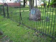 Charity Rotch Cemetery on Seneca Street