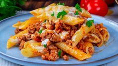 Pasta Penne, Carne, Facebook, Meat, Chicken, Food, Entrees, Hipster Stuff, Frozen Banana