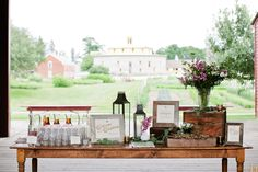 Photography: Isabelle Selby Photography - isabelleselbyphotography.com  Read More: http://www.stylemepretty.com/2015/05/22/rustic-whimsical-berkshires-farm-wedding/