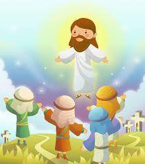 Resultado de imagem para jesus en la cruz animado