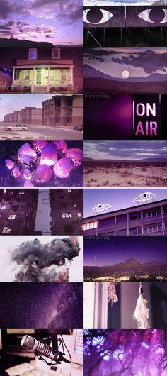 A friendly desert community where the sun is hot, the moon is beautiful, and mysterious lights pass overhead while we all pretend to sleep.  Welcome to Night Vale.