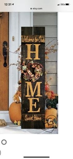Sweet Home, Signs, Home Decor, Homemade Home Decor, House Beautiful, Shop Signs, Sign, Decoration Home, Dishes